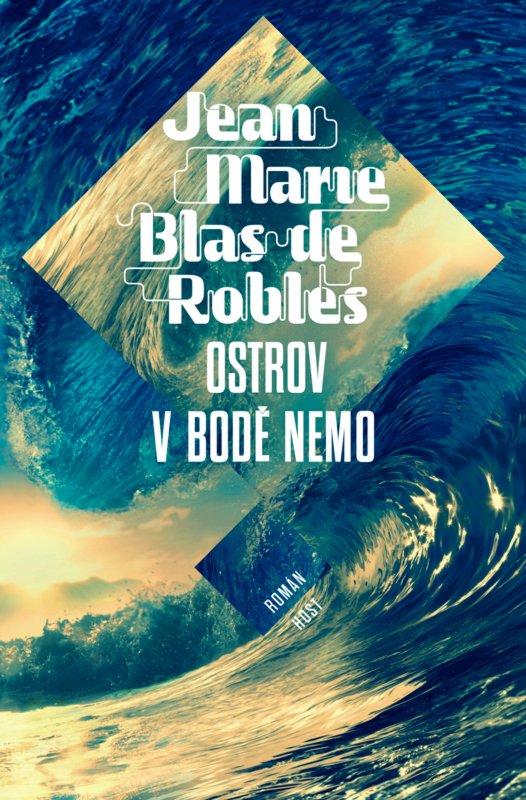 Obálka knihy Ostrov v bode Nemo.