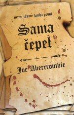 Obálka fantasy knihy Sama čepel.