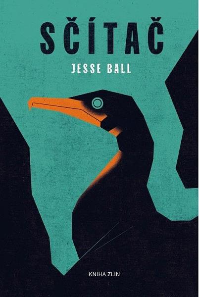 Obálka knihy Sčítač, napísal Jesse Ball.
